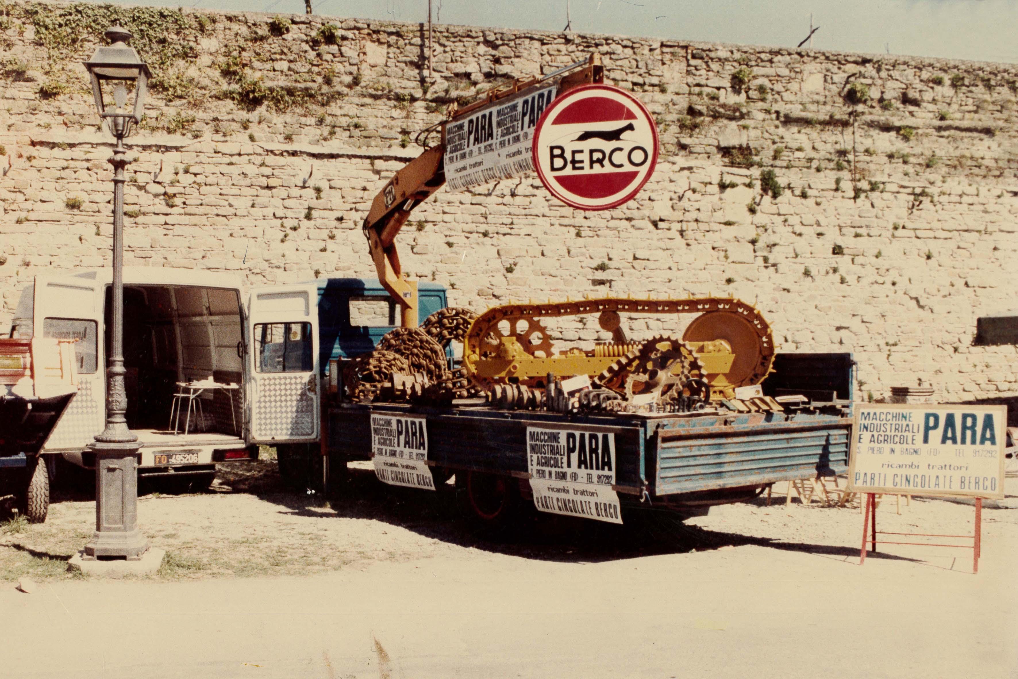Sampierana rivenditore Berco dal 1976